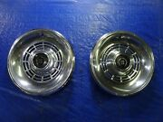 1977 - 1979 Ford Ltd Ii Ranchero 14 Hubcaps Wheel Covers D7oz-1130-a Pair