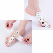 2piece Toes Valgus Orthotics Appliance Tool For Legs Fingers Getting Fix Fast