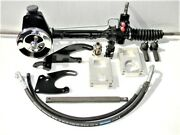 53 54 55 56 Ford Truck Rack And Pinion Power Steering Conversion
