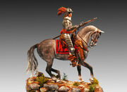Imperial Cuirassier At Thirty Years' War Tin Painted Toy Soldier Pre-sale | Art