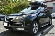 Eos Visors Jdm Mugen Style Side Vents Window Rain Guards For 07-13 Acura Mdx