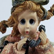 Boyd's Bears And Friends The Wee Folk Collection Faeriejabber The Phone Faerie