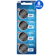 Renata Cr2477n 3v Lithium Coin Cell Batteries 8 Count - Tracking Included