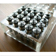 20pcs Spring Collets For 8mm Watchmaker Lathe