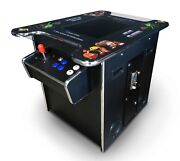 Premier Cocktail Arcade W/412 Retro Games Unlike All Others - Delivery Included