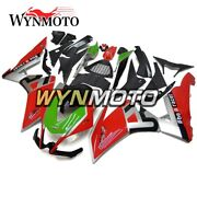 Hulls For Aprilia Rsv4 1000 2010 2011 12 13 14 15 Abs Fairings Red Green Silver