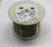 Cwi 8.5 Lbs Ni200 Pure Nickel Wire .0080 32 Awg Gauge Diameter Made In Germany