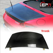 For Mazda Mx5 Nd5rc Nd Miata Soft Top Oe-style Carbon Rear Trunk Bootlid Parts
