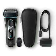 Braun Series 5 5145s Menand039s Electric Foil Shaver Wet And Dry Integrated...