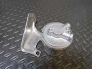 1957-58 Corvette Chevy Ac Fuel Filter Cannister And Brkt Rochester Injection New