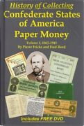 History Of Collecting Confederate States Of America Paper Money 340 Page History