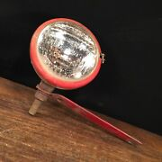 Vintage Fire Engine Spot Light Guide Usa Spotlight Truck Vehicle Priority Mail