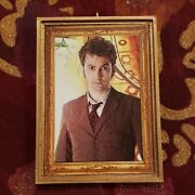 Doctor Who Tenth Doctor David Tennant Christmas Ornament/magnet/dhm