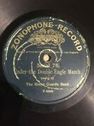 1908 10 78 The Home Guards Band - Under The Double Eagle March / Stars Stripes