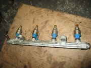 2000 Suzuki Df 60 Hp 4 Stroke Outboard Fuel Rail With Injector Set