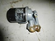 2004 Yamaha Outboard 225 Hp 4 Stroke F225txrc Oil Filter Connector
