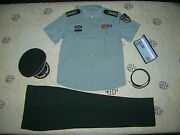 Obsolete 07and039s China Pla 2nd Artillery Man Officer Short-sleeved Uniformc