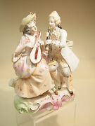 Vintage Porcelain Wales China Hand Painted Figurine Made In Japan C.1960's