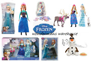 Disney Frozen/frozen 2 Mattel Doll And Playsets /toys/anna/elsa/olaf And More - New