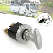1500a Battery Isolator Disconnect Cut Off Power Kill Switch For Boat Car Engine