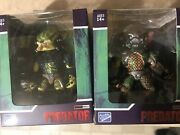 The Loyal Subjects Predator Lost 4 Prong Spear Metallic 1/24, Guardian Bd 1/24