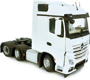 Marge Models 132 Scale Mercedes-benz Streamspace Tractor Unit Truck 6x2 White