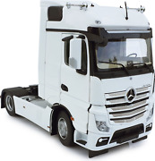 Marge Models 132 Scale Mercedes-benz Bigspace Tractor Unit Truck 4x2 White