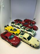 Vintage Sport Car 1/43. King Star. / 8 Items/ All Colection.diecast.scale Models