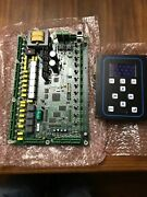 Micro Control Systems Mcs-magnum-n And Keypad Microcontroller Board Hvac