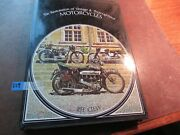 The Restoration Of Vintage And Thoroughbred Motorcycles Jeff Clew Hardback 829