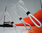 Nautos Usa - Dyneema Line - Use For 20 - 30 - 40mm Ring Diameter Or Other Apps.