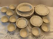 Lenox China Brookdale H500 51 Pieces Service For 10 - 5 Piece Plate Settings
