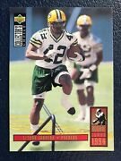 1994 Collectors Choice 21 Leshon Johnson Rc Packers  W/top Loader