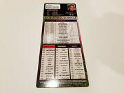 Baltimore Ravens 2014 Nfl Football Magnet Schedule - Equity Realty