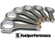 Carrillo Pro-h Connecting Rods Carr Straight Blade Set Of 6 - Nissan Gtr R35