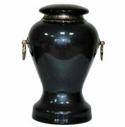 Unique Glass Art Adult Cremation Urn For Ashes Exclusive Funeral Urn Memorial