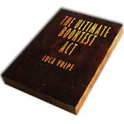 Ultimate Book Test Limited Edition By Luca Volpe And Titanas Magic Trick Mental