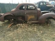 1939 Ford Standard Coupe Body And Chassis