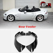 For Mazda Mx5 Nd5rc Miata Roadster Rb Style 4pcs Frp Rear Fender Mudguards Parts