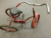 Antique Colson Tricycle Early 1900's