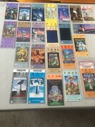 Lot Of 23 Super Bowl Ticket Stubs 1978 To 2008 Great Lot