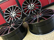 Mercedes 19 Inch S63 Black Edt New Rims Fits S550 Cl550 S65 S600 S500 S430 Amg
