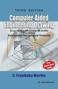 Computer Aided Engineering Drawing Paperback S. Trymbaka Murthy