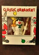 Classic Ornament Bah Humbug Sylvester And Tweety