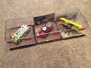 New Lot Disney Planes Fire And Rescue - Mayday, Ryker, Leadbottom - Diecast Toys 3