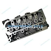 New D722 Complete Cylinder Head Assy With Valves Springs For Kubota D722 Engine