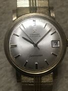 Vintage 1960and039s Omega Seamaster Automatic See Description