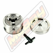 3 Piece Hubless Quick Chuck Adapter Set For 1 Arbor Brake Lathes 70040 Ammco