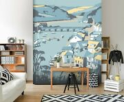 3d Looe Small Town I622 Wallpaper Mural Sefl-adhesive Removable Steve Read Amy