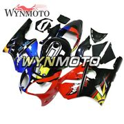 Shark Blue Red Black Body Work For Kawasaki Zx-12r 2000 2001 00 01 Covers Panels